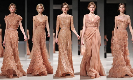 vintage inspired evening gowns