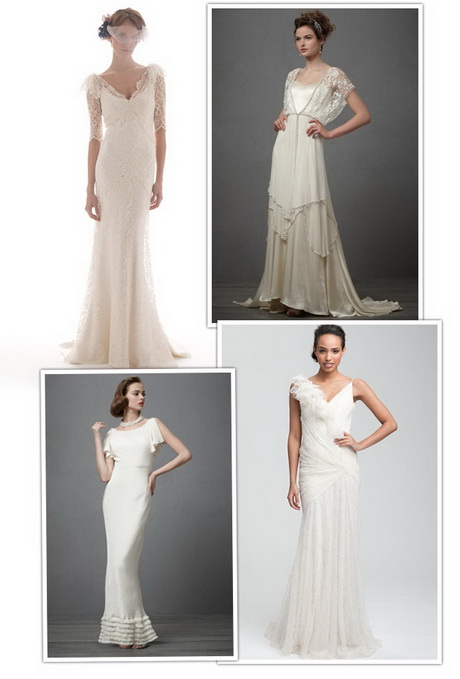 Vintage style wedding dresses nowadays have been one of the best style wedding dresses that are chosen by many brides