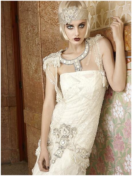 Vintage Wedding Dresses 1920 : Vintage wedding dresses s