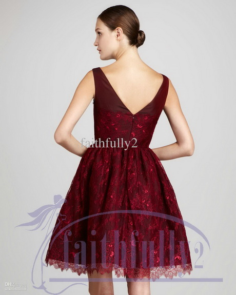 Homecoming Dresses Cheap Vintage 19
