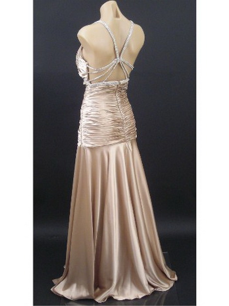 Vintage Style Evening Gown 15