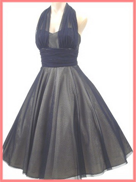 1950s vintage style party dress blue velvet vintage exclusive 50