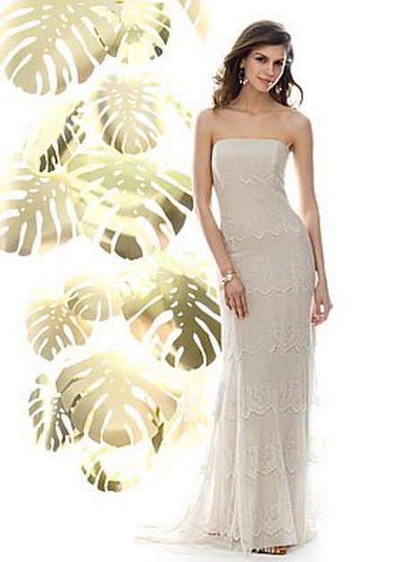 Wedding dresses casual for Wedding dresses for casual second weddings