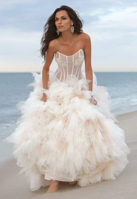 Wedding Dresses For A Beach Ceremony : Not wedding ceremony tips for choosing to wear beach