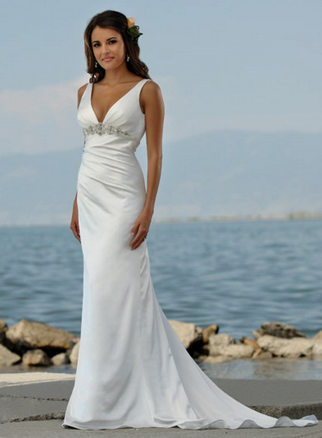 Wedding Dresses For Beach Destination Weddings