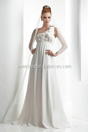 bari jay discount wedding dress