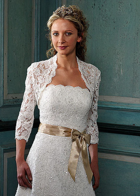Wedding gowns for older brides for Older brides wedding dresses