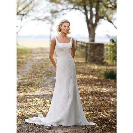Wedding gowns for older brides for Wedding dresses for outdoor country wedding
