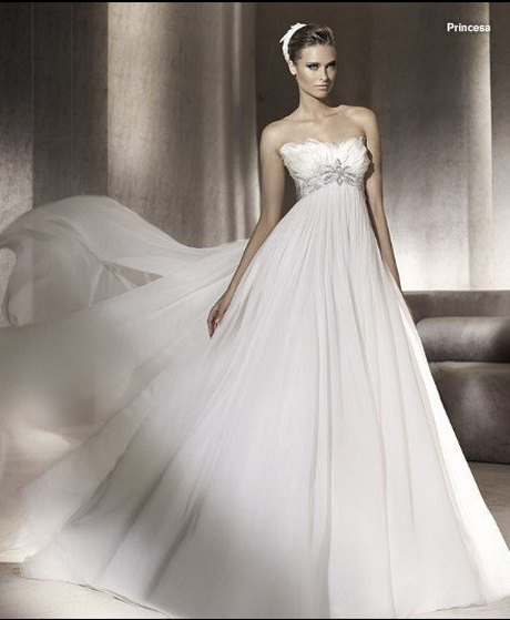 Wedding gowns for pregnant brides for How to become a wedding dress model