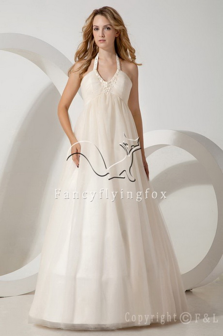 Wedding gowns for pregnant brides for Cheap wedding dresses for pregnant women