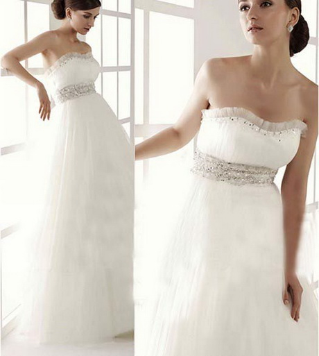 Wedding Dresses For Pregnant Brides: Wedding Gowns For Pregnant Women