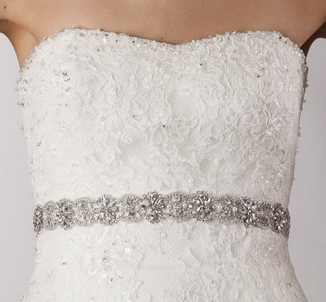 Wedding dresses belts for Wedding dress belt sash