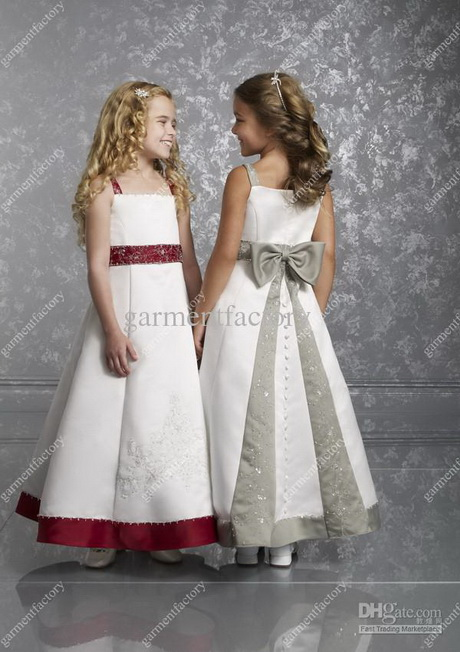 Wedding dresses for kids for Dresses for wedding for kids