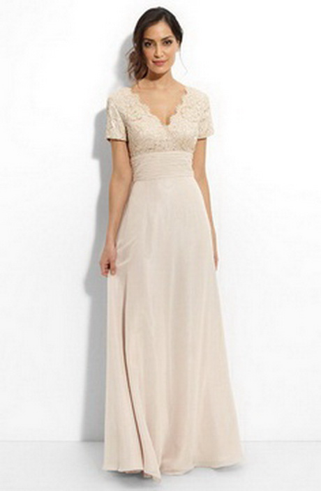 Wedding dresses for mature brides for Bridal dresses for second weddings