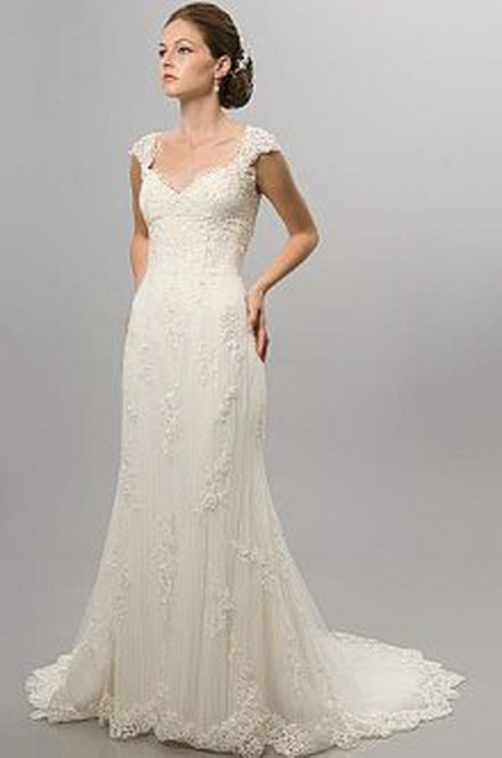 Wedding Dresses For Over 40 Years Old: Wedding Dresses For Mature Women