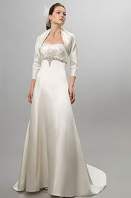 Wedding Dresses For Older Brides Second Weddings : Dress for mature bride onceuponadressbridal first photo