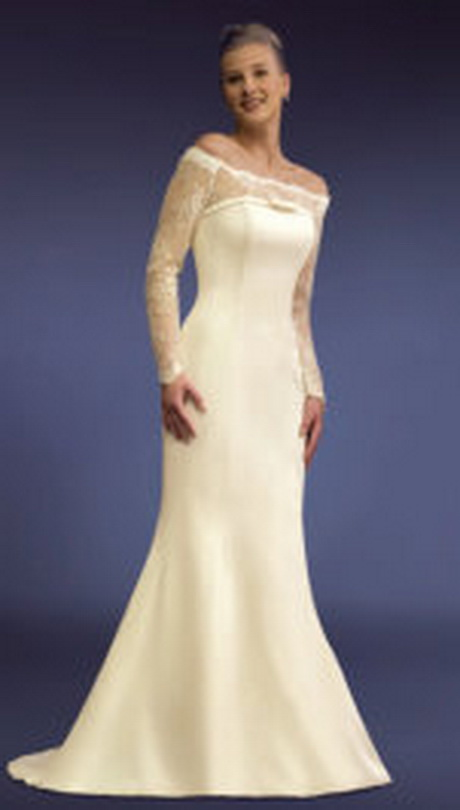 Wedding Dresses For Older Brides Second Weddings : Second time around bride one of the top ten wedding day looks until