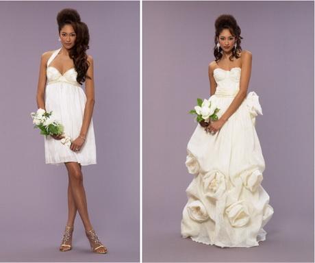 Можно одевать свадебное платье второй раз