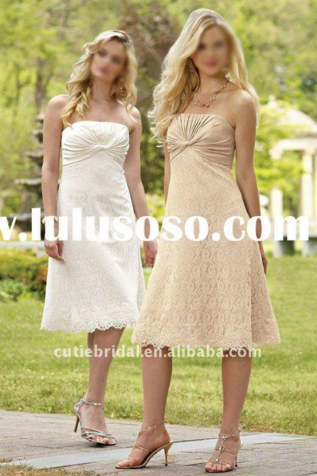Western bridesmaid dresses for Western lace wedding dresses