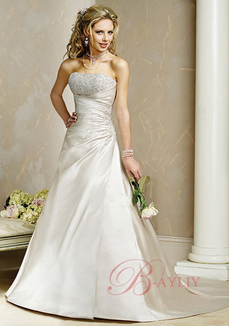 Western Wedding Dresses For Women