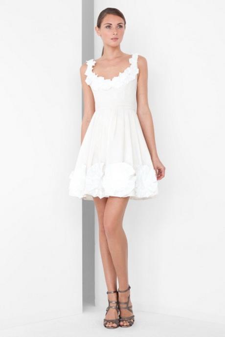 White bridal shower dresses