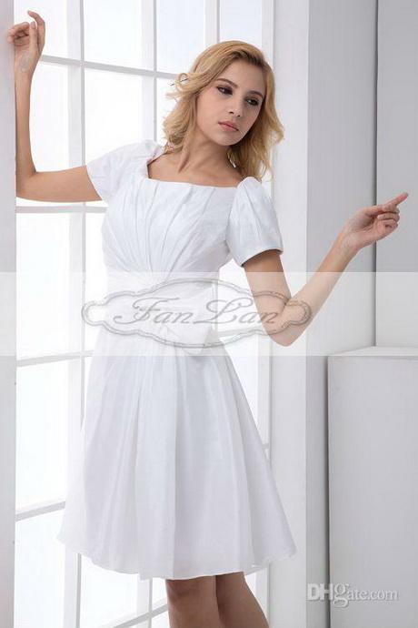 White Cocktail Dresses For Juniors