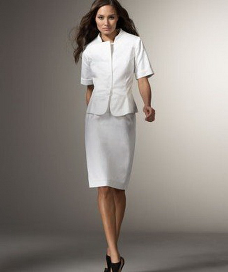 Head to the women's department, and start shopping for fabulous work dresses.