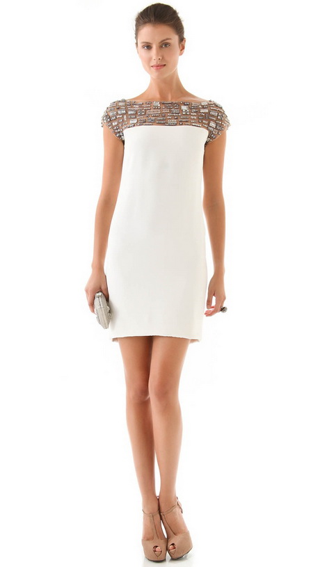 white dresses for rehearsal dinner