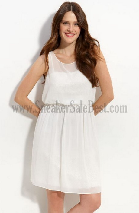 White Graduation Dresses Juniors 60