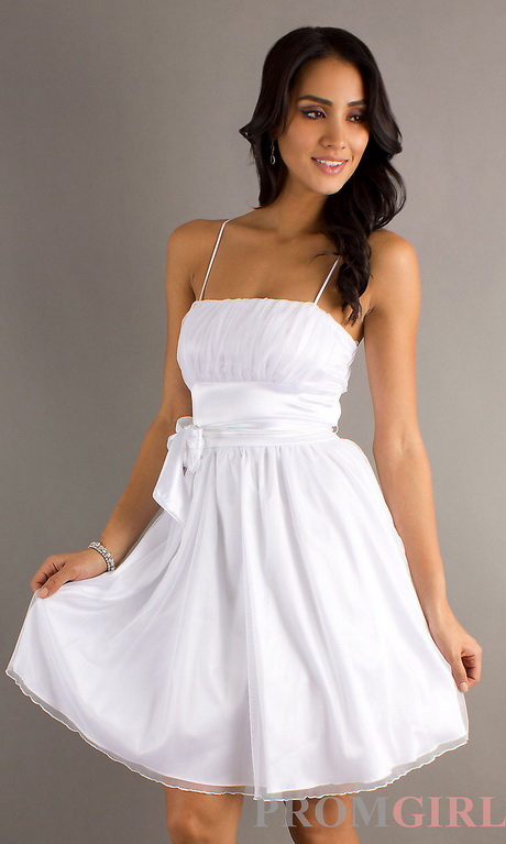 Fancy dresses … White Graduation Dresses For Juniors …