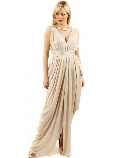 Plus sized Grecian goddess dress; full figure Ivory White maxi dresses KOH KOH Shop Best Sellers · Deals of the Day · Fast Shipping · Read Ratings & Reviews2,,+ followers on Twitter.