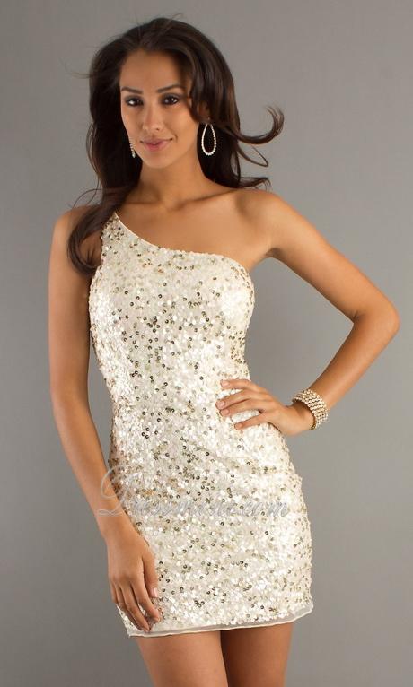 White Sparkly Dress