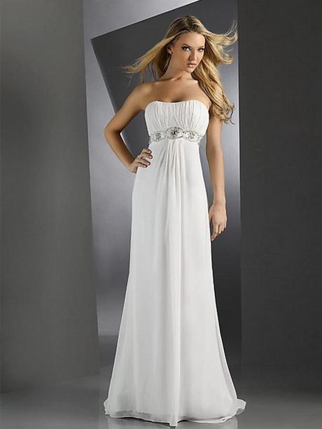 White summer dresses for juniors