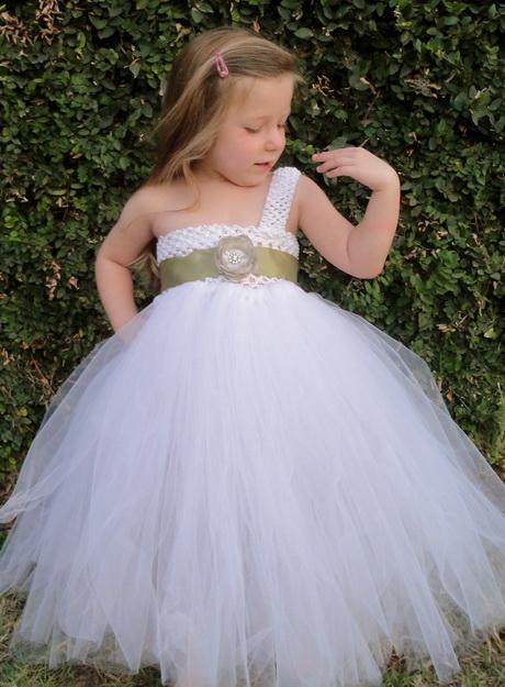 White tutu dress - photo #11