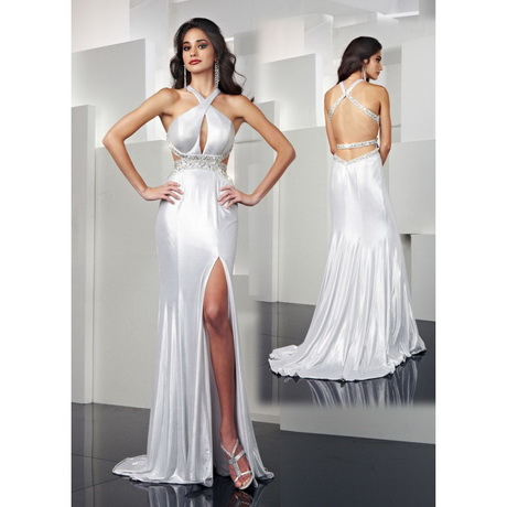 Sexy white dresses for women