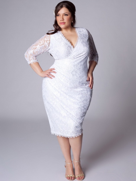 2019 year for girls- Dresses white plus size white party