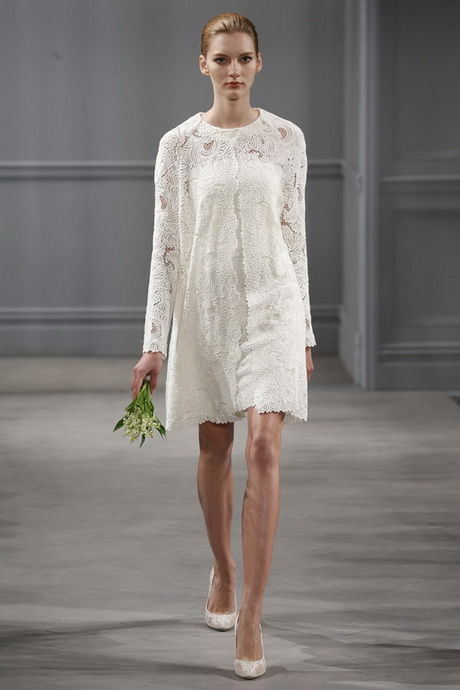 Winter wedding dresses 2014 for Casual wedding dresses for winter