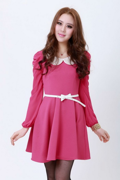 Womens Long Dresses With Sleeves
