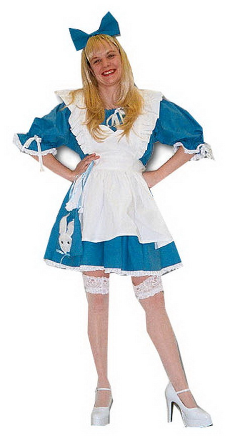 Alice in Wonderland Fancy Dress. Take a tumble into wonderland with our range of Alice in Wonderland fancy dress. With costumes for all ages, including many licensed costumes, choose from Alice, the Mad Hatter, the Queen of Hearts and more!