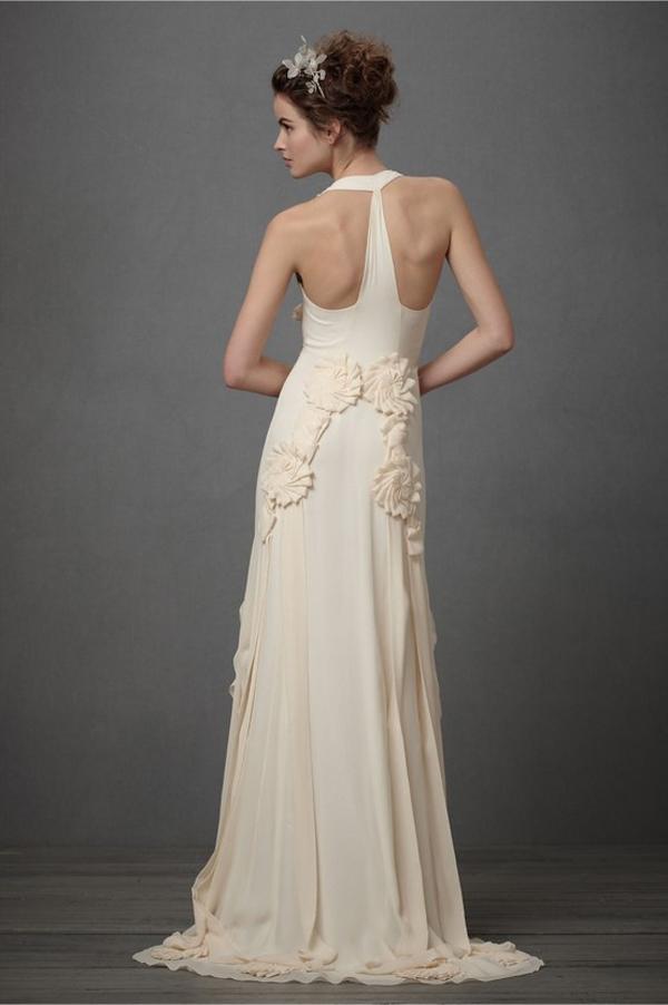 66 Unique Back Wedding Dresses