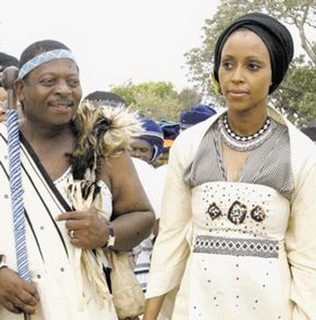 Xhosa couple  Once lobola is finalized marriage can take placeXhosa Wedding Dresses Traditional
