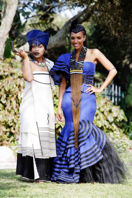 Xhosa traditional wedding dresses for Pictures of traditional wedding dresses