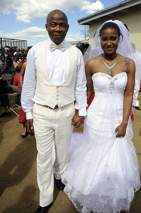 steal the look zuma s daughters wedding wedding bellsXhosa Wedding Dresses Traditional