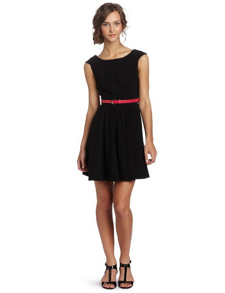 XOXO Xoxo Juniors Embroidered Cutout Dress | Dresses