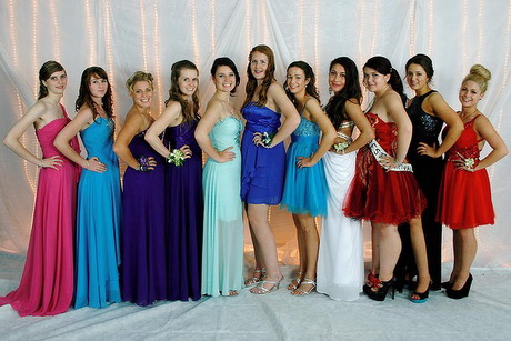 Year 12 Formal Dresses