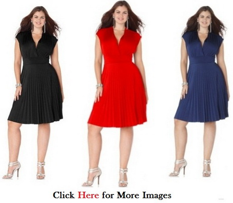 Young Plus Size Dresses 70