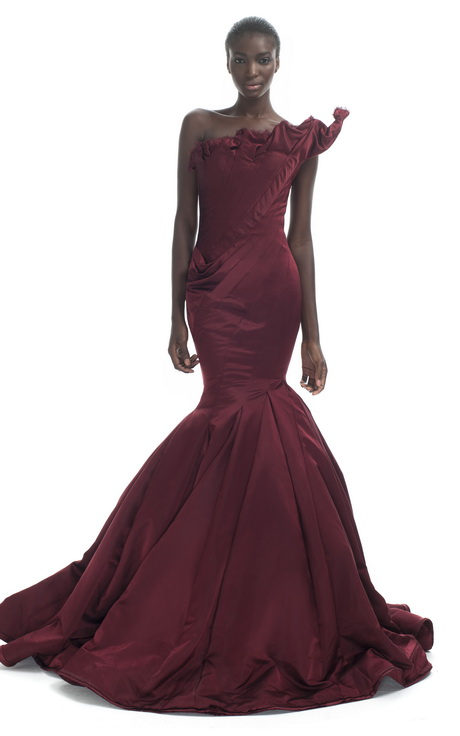 Zac Posen Evening Gowns