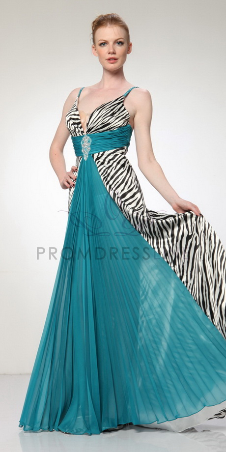 Zebra Print Dresses For Homecoming 111
