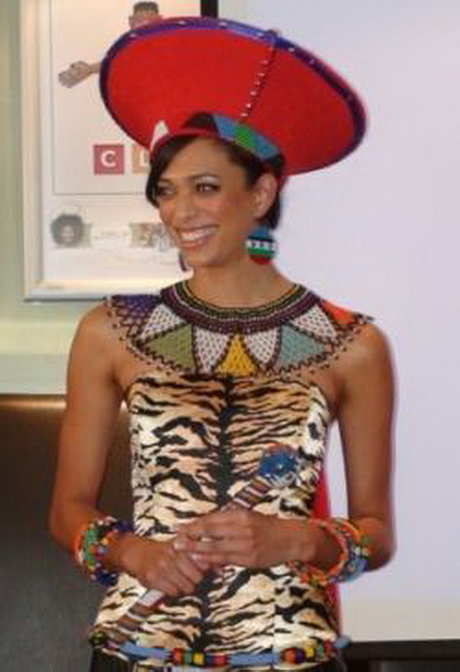 South african traditional women hat for South african wedding dresses