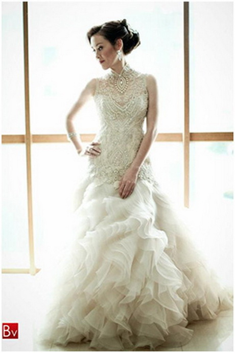 Wedding dresses designers wedding dresses asian for Ryan and walter wedding dress prices